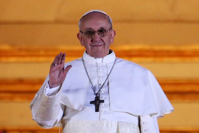 How would Pope Francis I respond to anti-Islam comments?