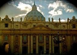 St. Peter's, Rome (Copyright Craig Considine)
