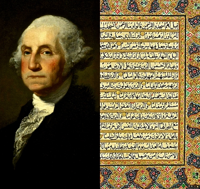 George Washington and Islam