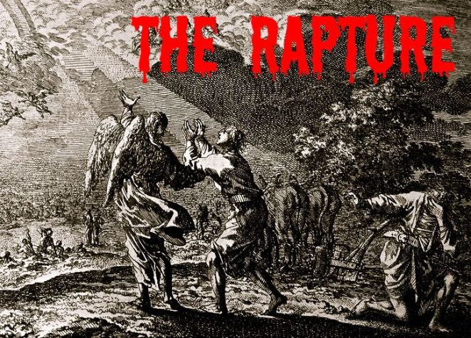 The Rapture by Jan Luyken