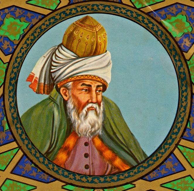 Sufi poet Rumi