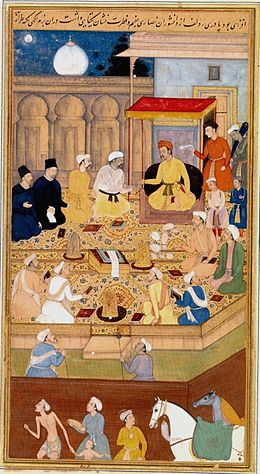 Jesuits in Akbar's court