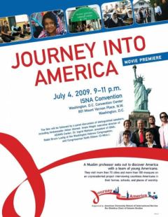 Journey into America release at ISNA convention (2009)