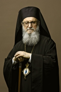 His Eminence Archbishop Demetrios of the Greek Orthodox Church