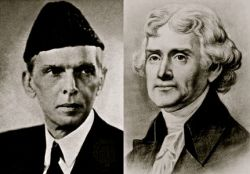 Jinnah and Jefferson