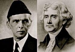 Jinnah and Jefferson