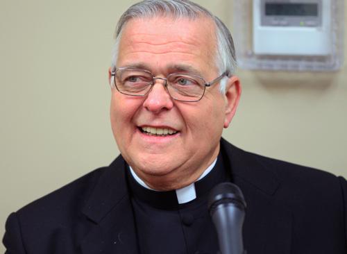 Msgr. John Kozar