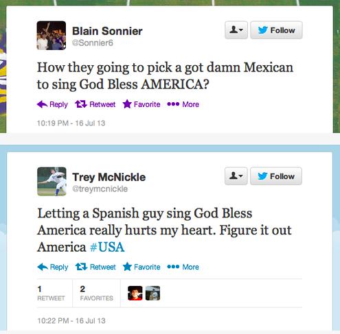 Racist Americans