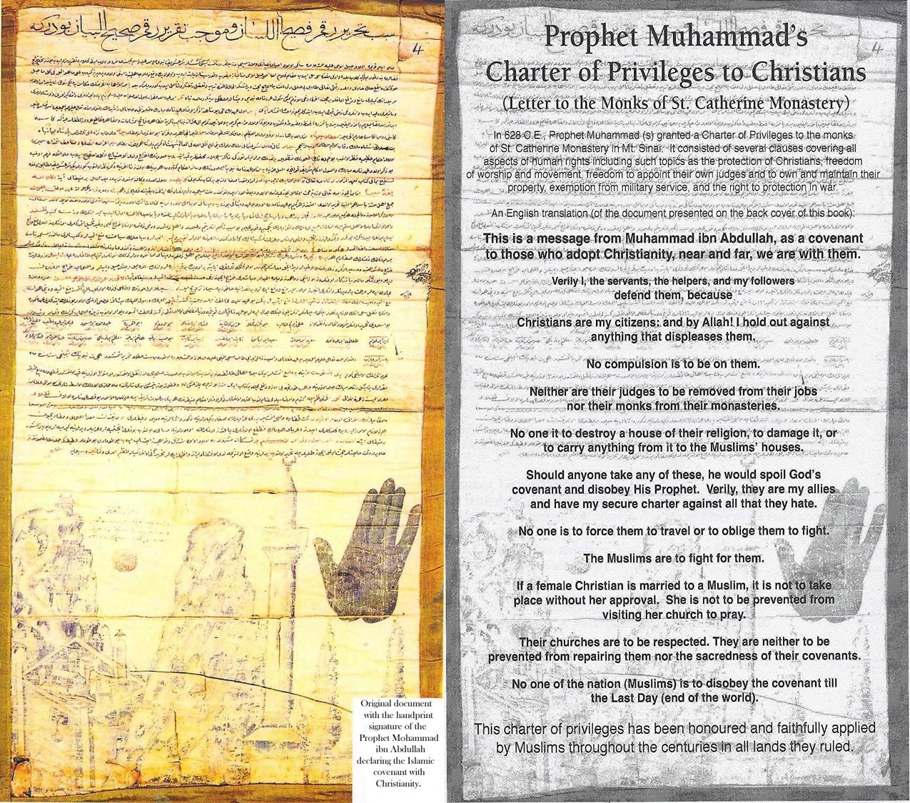 Muhammad legacy of a prophet