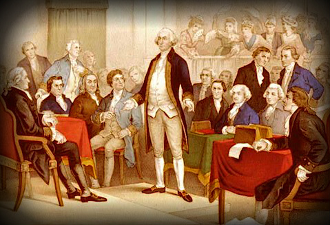 How would America's founding fathers react to Syria?