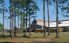 Daphne High School Source: Wikipedia