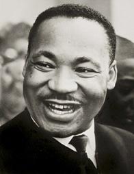 Dr. Martin Luther King, Jr. Source: moralheroes.org