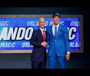 Did the Magic reach with Aaron Gordon?