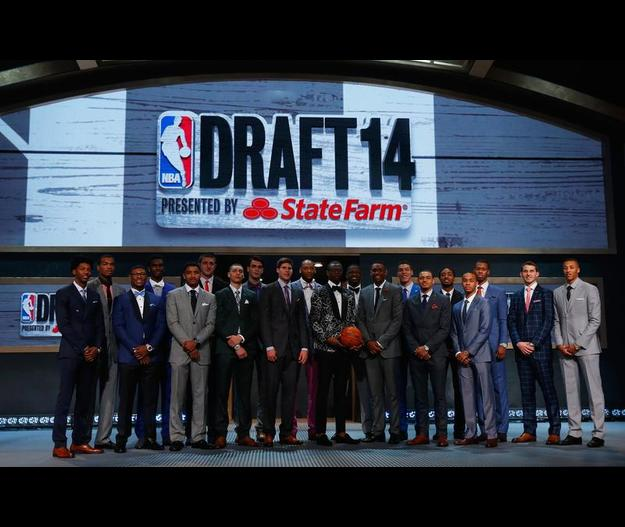 The 2014 NBA Draft will go down in history for all of the right reasons