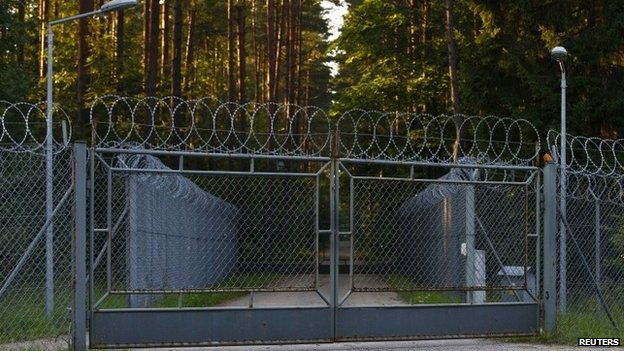 "US torture at ""black site"" in Poland"