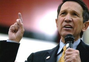 Dennis Kucinich, former US Representative from Ohio