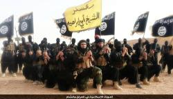 Islamic State rebels, friends of the US government