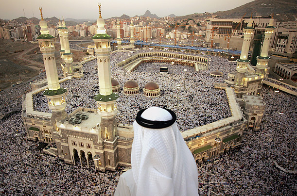 Mecca, Saudi Arabia Source: Time