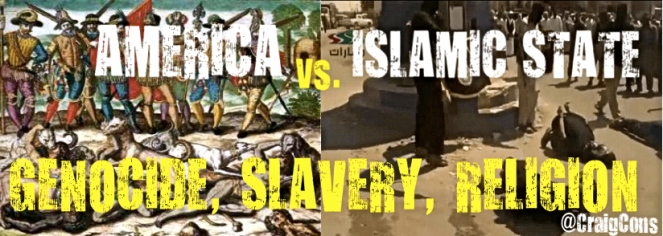 America v. Islamic State