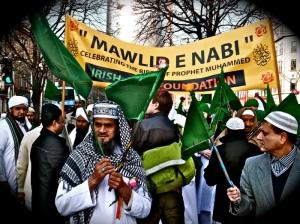 Anwar al Medina community in Dublin, Ireland @CraigCons