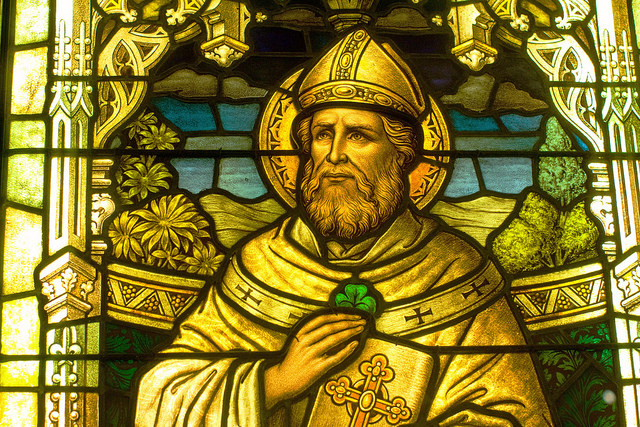 Saint Patrick @thecathedralparish