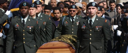 SOLDIERS FUNERAL