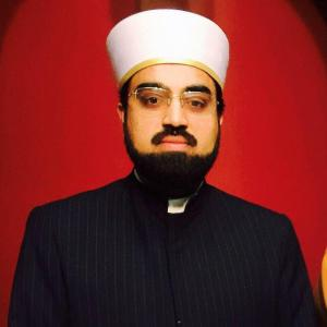 Sheikh Muhammad Umar Al-Qadri, Blanchardstown, Ireland (Source: PBS)
