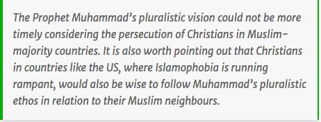 Craig Considine on Prophet Muhammad