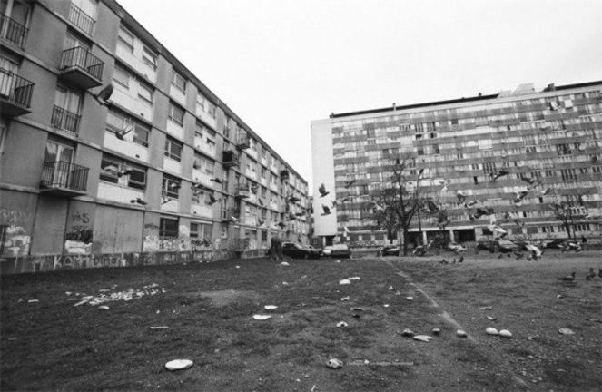 """A """"Muslim ghetto"""" in Europe"""